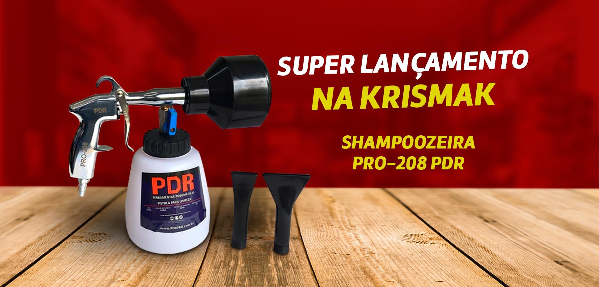 Shampoozeira Pro-208 PDR