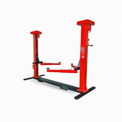Elevador Automotivo Vermelho de 4100Kg Trifásico - MGF-4100