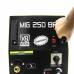 Maquina de solda Mig 250BR  com Tocha - V8 BRASIL