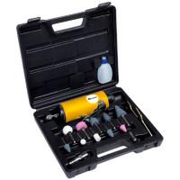 Retífica Pneumática Reta 1/4 Pol. com Maleta e Acessórios - PRESSURE-8975708013