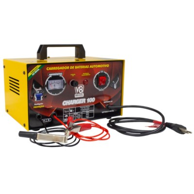 Carregador de Bateria Charger 100 - 110622