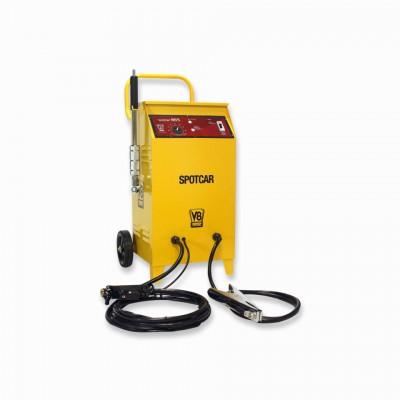 Repuxadeira Analógica Elétrica Spotcar Monofásica - V8BRASIL-865