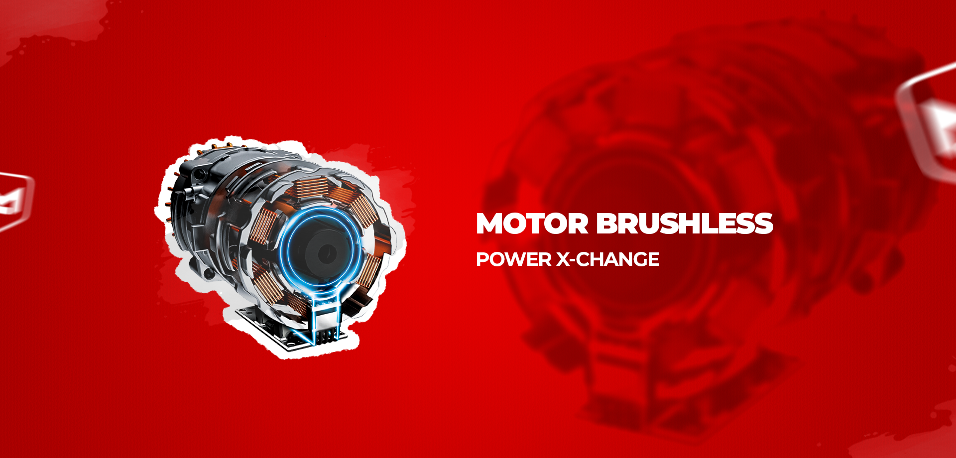Motor Brushless | Einhell